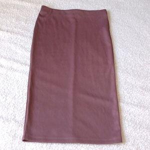 4/$25 Forever 21 midi pencil skirt